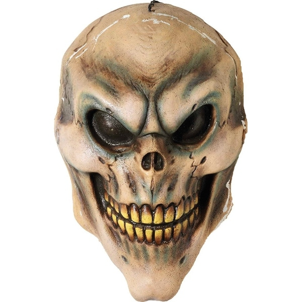 Giant Skull Wall Hanging Polyfoam Halloween Decoration