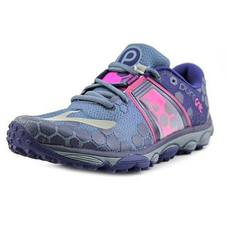 Brooks Pure Grit 4 Round Toe Synthetic Running Shoe