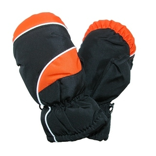 CTM® Kid's Waterproof Ski Mittens - One size