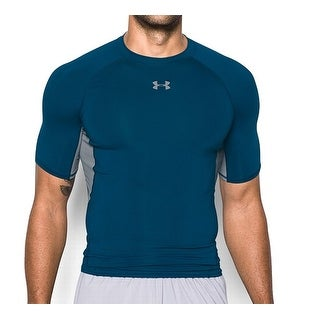 Under Armour NEW Blue Mens Size Medium M Shirts & Tops Athletic Apparel