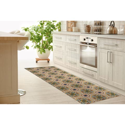 HERITAGE DESERT Kitchen Mat by Kavka Designs