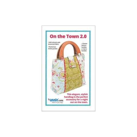 By Annie On The Town 2.0 Ptrn