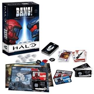 Halo Edition Bang! Card Game