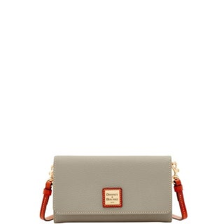 Dooney & Bourke Pebble Grain Daphne Crossbody Wallet (Introduced by Dooney & Bourke at $168 in Jun 2017)