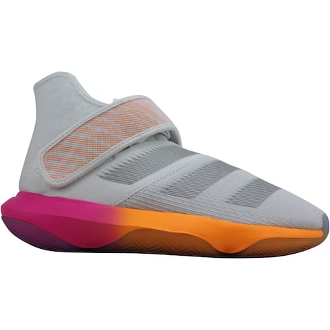 Adidas Harden B/E 3 Footwear White/Light Solid Grey-Silver Metallic EF5290 Men's