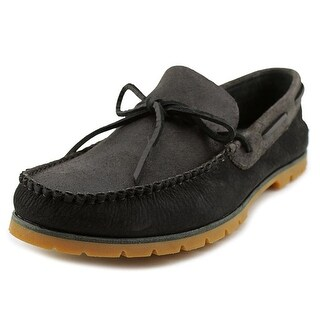 Woolrich Lake House   Moc Toe Suede  Boat Shoe