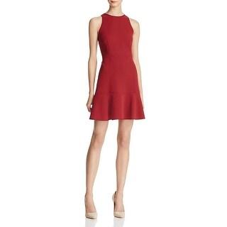 Theory Womens Felicitina Wear to Work Dress A-Line Sleeveless