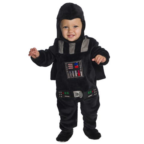 Rubies Deluxe Darth Vader Infant/Toddler Costume