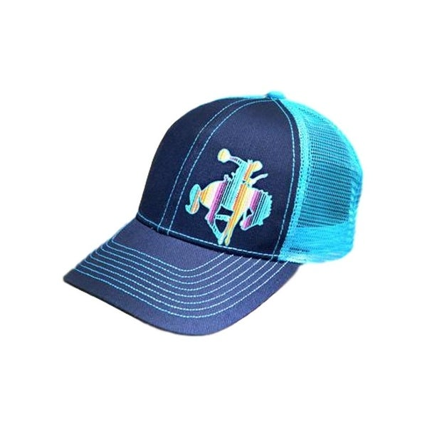 Shop Crazy Train Western Hat Womens Rodeo Like A Rockstar O S Blue - Free  Shipping On Orders Over  45 - Overstock - 18738015 574733cad910