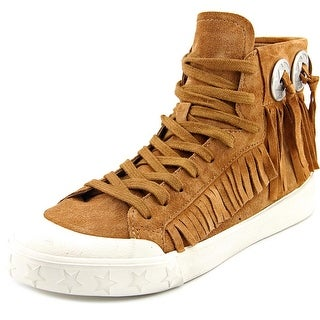 Ash Marlow Suede Fashion Sneakers