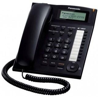 Panasonic KX-TS880B Corded Phone W/ 3-Line LCD Display New