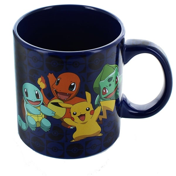 Pokemon Character Mug - Multi