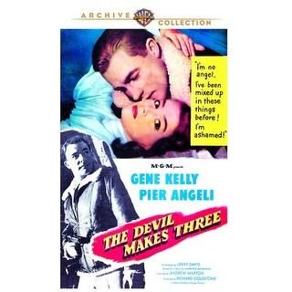 Devil Makes Three, The DVD Movie 1952