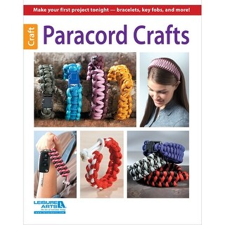 Leisure Arts-Paracord Crafts
