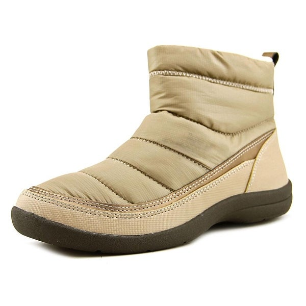 Easy Spirit Kamlet WW Round Toe Synthetic Ankle Boot