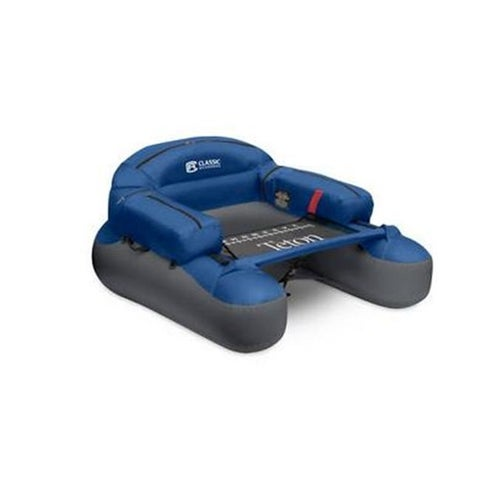 Classic Accessories 32-013-010501-00 Teton Float Tube In Blue And Grey