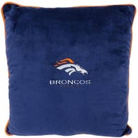 87d9b8aa052 NFL Denver Broncos Licensed Pillow. Comfortable, Soft-Plush Top-Quality for  Pets