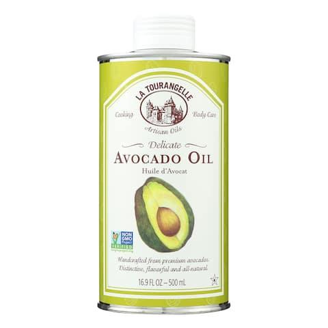 La Tourangelle Avocado Oil - Case of 6 - 16.9 Fl oz.