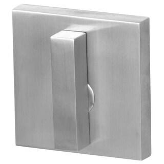 Linnea PB63S-S Square Modern One Sided Patio Deadbolt
