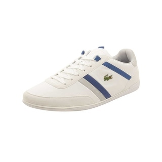 Lacoste Mens Giron 117 Sneakers in White