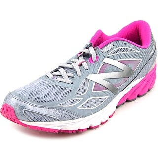 New Balance W870 Women Round Toe Synthetic Gray Running Shoe