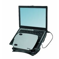 """Fellowes, Inc. FEL8024601B Fellowes Professional Series Laptop Workstation with USB, Black  8024601"""