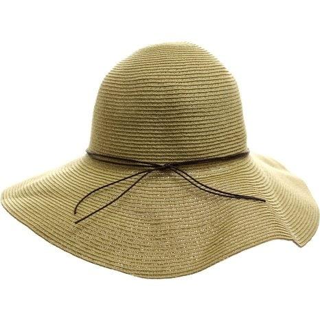 Floppy Wide Brim Sun Hat