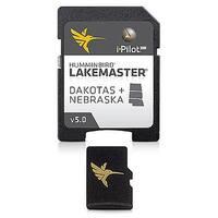 Humminbird Lakemaster Chart Dakotas Nebraska Edition Version 5 Map card 600013-3