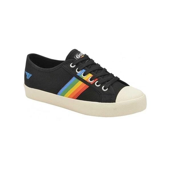 5f1bab87898 Shop Gola Women's Coaster Rainbow Sneaker - Free Shipping Today ...