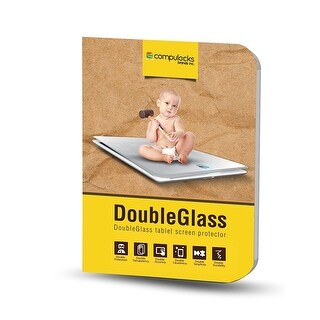 Compulocks Brands, Inc. - New Surface 3 Double Glass Protector