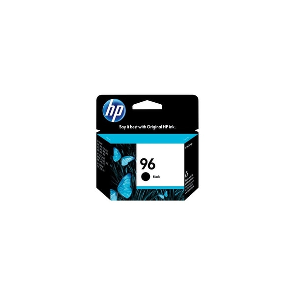 HP 96 Black Original Ink Cartridge (C8767WN) (Single Pack)