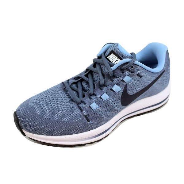 143feddc1894 Shop Nike Men s Air Zoom Vomero 12 Armory Blue Obsidian 863762-404 ...