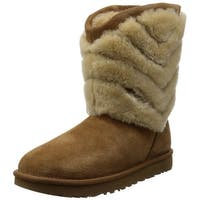 Ugg Womens Tania Closed Toe Mid-Calf Fashion Boots - 5