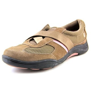 Grasshoppers View Alt Closure Women N/S Round Toe Suede Walking Shoe