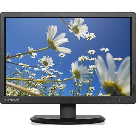 "Lenovo ThinkVision E2054 1440 x 900 19.5"" IPS Monitor,Black"