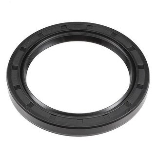 Oil Seal, TC 60mm x 80mm x 8mm, Nitrile Rubber Cover Double Lip - 60mmx80mmx8mm