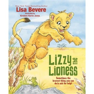 Nelson & Nelson Books 187051 Lizzy The Lioness
