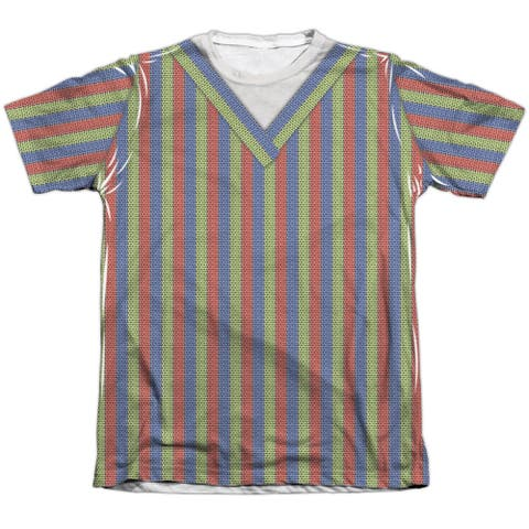 Sesame Street Bert Costume Mens Sublimation Shirt