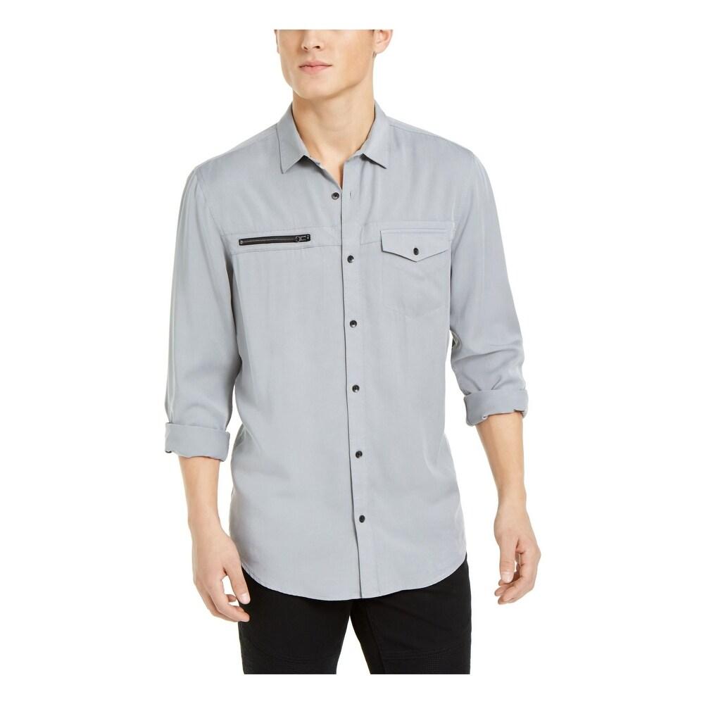 INC International Concepts Men/'s Dress Shirt Size XXL