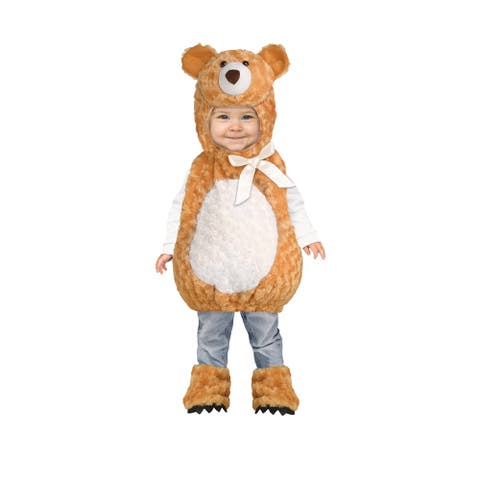 Toddler Teddy Bear Halloween Costume