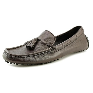 Cole Haan Air Lorenzo Men Square Toe Leather Loafer