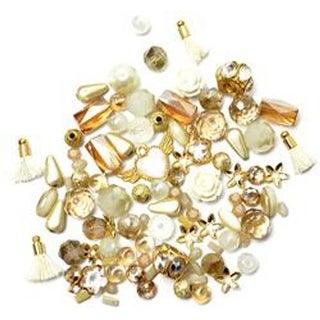 Creme Fraiche - Mini Mix Beads