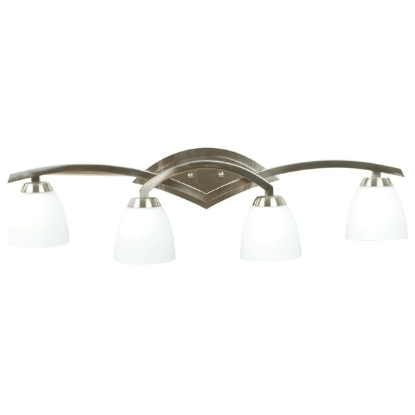 Craftmade 14035 Viewpoint 4 Light Bathroom Vanity Light - 35 Inches Wide