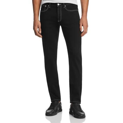 APC Mens Jeans Denim Slim Fit - Black