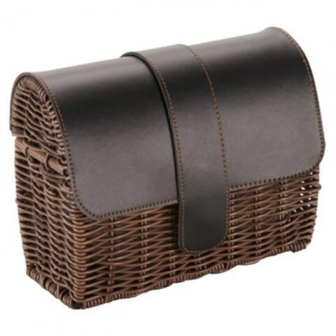 Huffy 00767BK Cruiser Parkside Handlebar Basket
