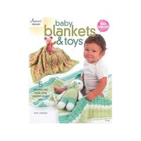 Annie's Baby Blankets & Toys Bk