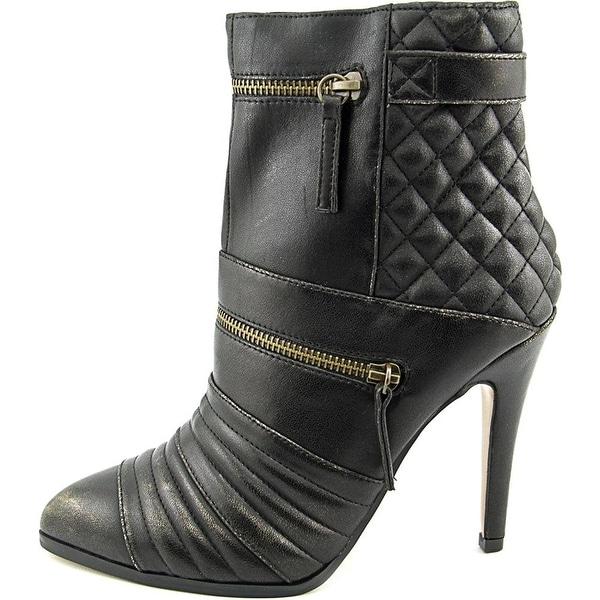 Chelsea & Zoe Womens KAARINA Pointed Toe Ankle Fashion Boots