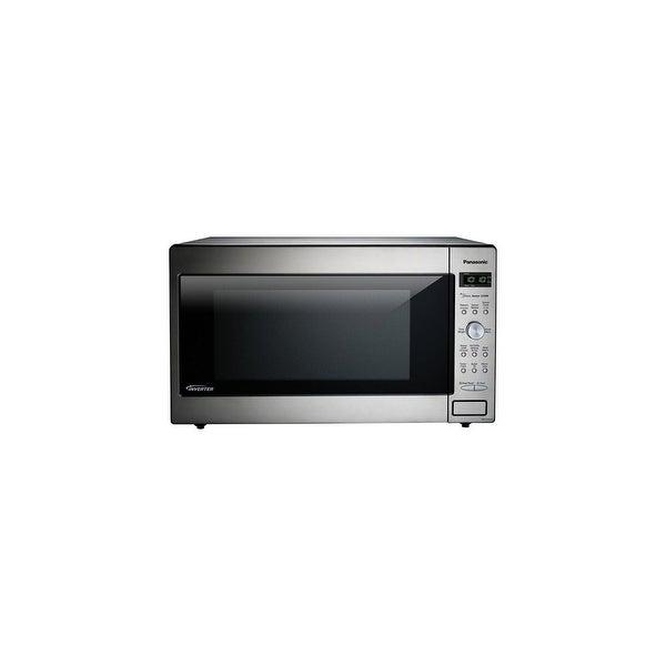 Panasonic Nn Sd945s 2 Cu Ft Built In Countertop Microwave Oven