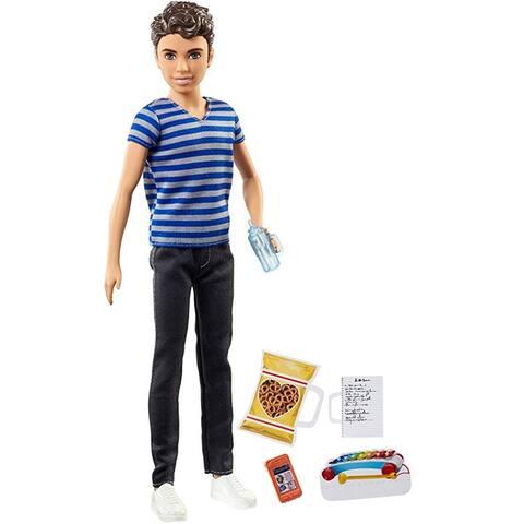 Barbie Babysitters Inc. Boy Skipper Doll