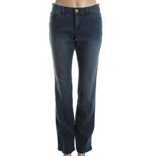 Michael Kors Womens Denim Stretch Skinny Jeans - 2